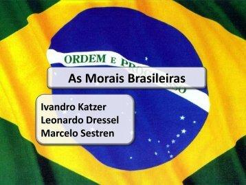 As Morais Brasileiras - UDESC Joinville