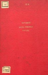 memoirs - Fundação Biblioteca Nacional