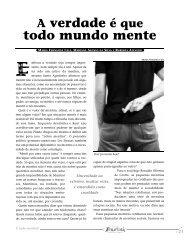 5 - a verdade é que todo mundo mente - Portal PUC-Rio Digital ...