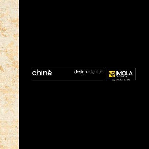 chinè - Cooperativa Ceramica d'Imola