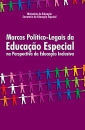 Marcos Político-Legais da Educação Especial na Perspectiva