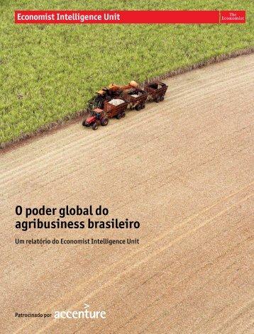 O poder global do agribusiness brasileiro - management thinking ...