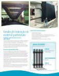 Resíduos em água - Hydro Component Systems, LLC - Page 5