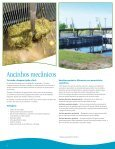 Resíduos em água - Hydro Component Systems, LLC - Page 6