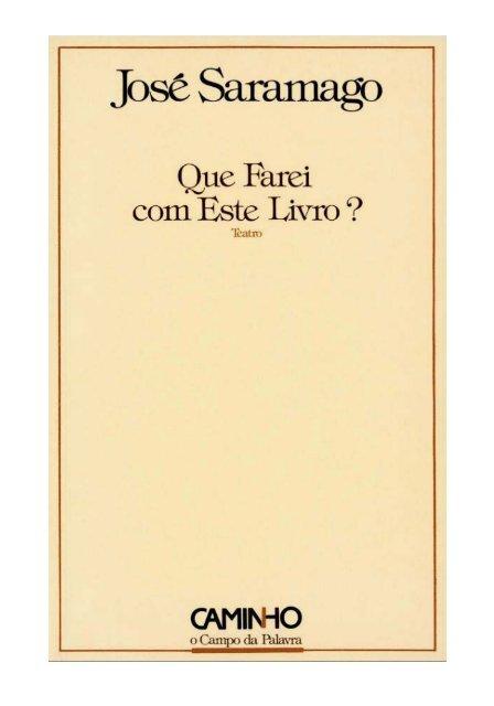 Livros Jose Saramago Pdf