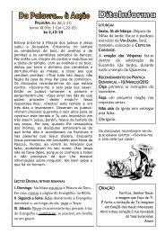 Frei Dito 11 DE MARÇO 2012.pdf - Franciscanos Conventuais de ...