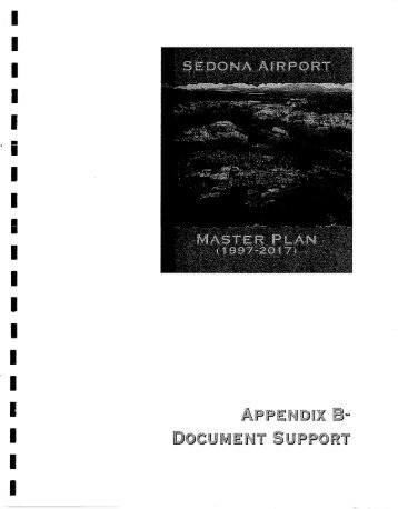 Appendix B - Document Support (4.5 MB) - Arizona Department of ...
