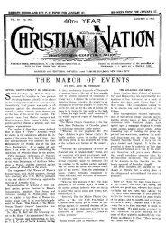 By Rev. John H. Pritchard - Reformed Presbyterian Historical Archives