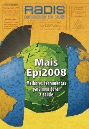 Mais epi2008 - Fiocruz