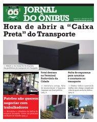 """Hora de abrir a """"Caixa Preta"""" do Transporte - Sintraturb"""