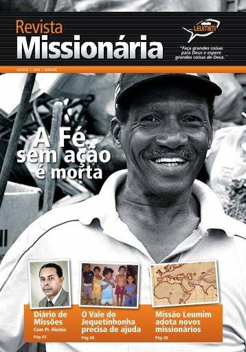 Revista Missionária - Missão Leumim
