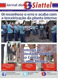 Jornal do - sinttel-pe