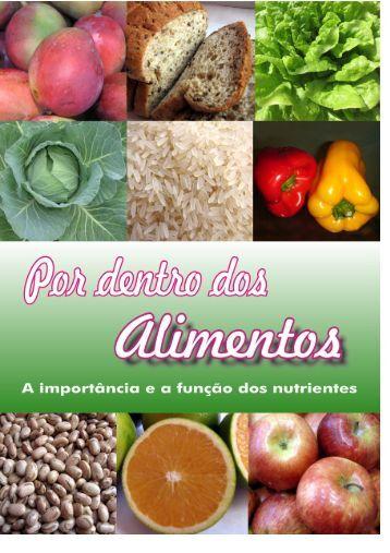 Por Dentro dos Alimentos - Prefeitura Municipal de Belo Horizonte