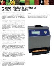 Folheto G 929 - Gehaka.com.br
