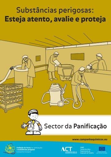 Esteja atento, avalie e proteja - Chemicalscampaign.eu