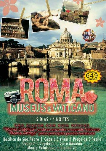 ROMA E VATICANO 5D.cdr - Terra Nostra