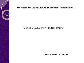 universidade federal do pampa - UNIPAMPA Cursos