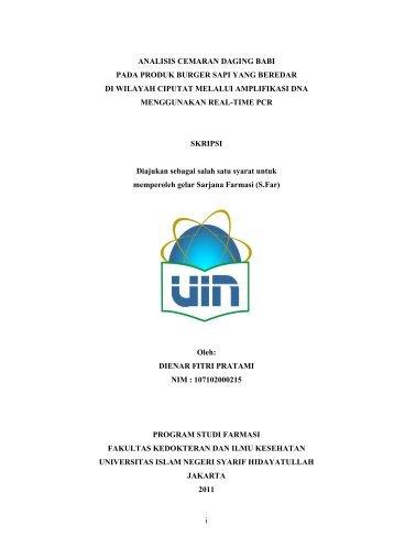 DIENAR FITRI PRATAMI.pdf - UIN Syarif Hidayatullah Jakarta
