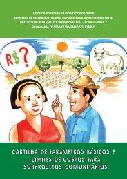 Cartilha Parâmetros Básicos.pdf - Programa Desenvolvimento ...