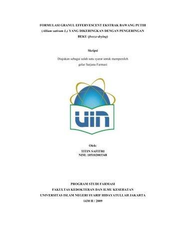 HALAMAN DEPAN.pdf - UIN Syarif Hidayatullah Jakarta