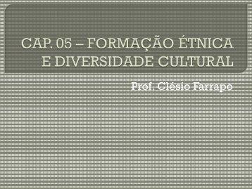Prof. Clésio Farrapo - Webnode