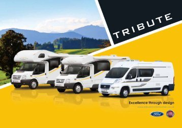 Download the 2013 Tribute Motorhome Brochure