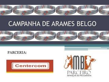 CAMPANHA DE ARAMES BELGO