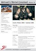 Aktuell/Hoteljournal Winter 08 - Pirmin Zurbriggen - Seite 2
