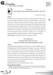 1 Sobe o pano: o teatro amador na cena carioca do final do século ...