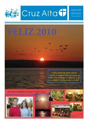 Edição nº 69-Janeiro 2010 - Unidade Pastoral de Sintra
