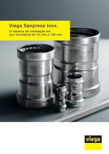 Brochure Sanpress Inox Portugal - Viega