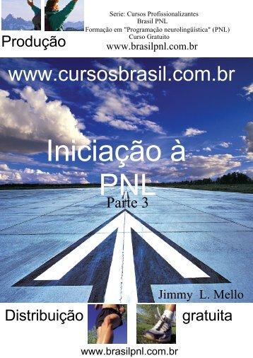 Curso De Programacion Neurolinguistica - Brasil PNL
