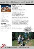 HAPPY BIRTHDAY 40 JAHRE HOTEL PIRMIN ZURBRIGGEN HAPPY - Seite 3