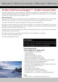 HAPPY BIRTHDAY 40 JAHRE HOTEL PIRMIN ZURBRIGGEN HAPPY - Seite 4