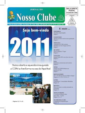 Jornal COPM - Ano XVI - Nº170 - Janeiro 2011 - By ConsulteWeb!