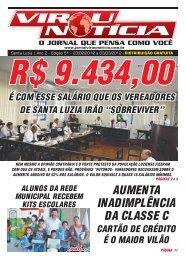 Virou Noticia 51.indd - Jornal Virou Notícia