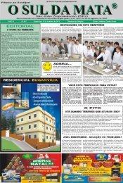 547 - Jornal O SUL DA MATA