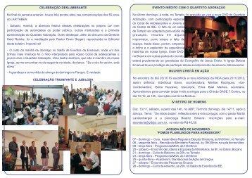 boletim 208.pdf - Igreja Batista Emanuel