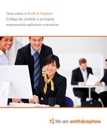 Guia sobre a Smith & Nephew Código de conduta e princípios ...