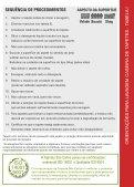 Limpeza e conservação - Tapetes São Carlos - Page 3