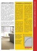 Limpeza e conservação - Tapetes São Carlos - Page 4