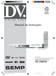 SD7080VK - Semp Toshiba