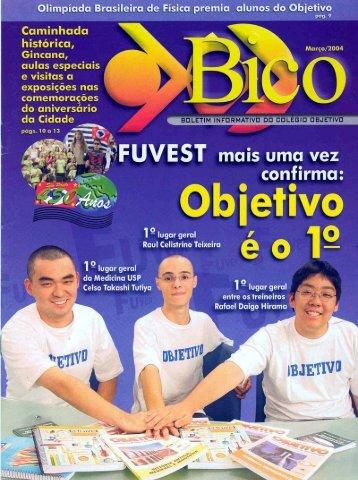 Bico - Março/2004
