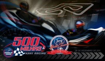 10 DE DEZEMBRO DE 2011 - Kartódromo Internacional Granja Viana
