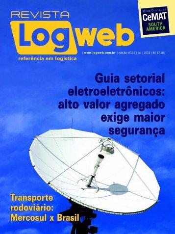 Edição 101 download da revista completa - Logweb