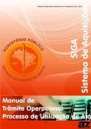 Manual Tramite Operacional Registro de Preço_MPES