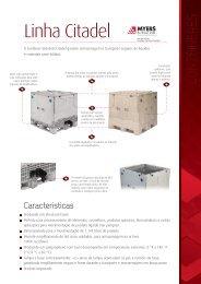 Faça o download do catálogo contêiner Citadel em PDF
