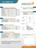 UL-200D-72 Datasheet - Ecobuild - Page 2