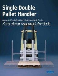 Single-Double Pallet Handler™ - Cascade Corporation