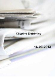 16/março/2013 - ANEPAC